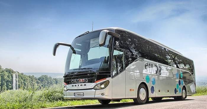 Przejazdy do Niemiec firmą Sindbad codziennie – tel 500556600